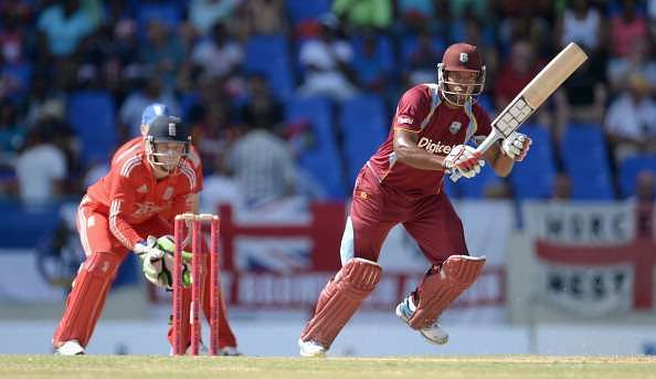 Kieran Powell looking to get back into West Indies team