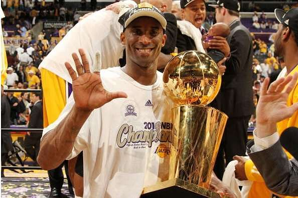 Top 5 iconic moments of Kobe Bryant's illustrious 20-year career