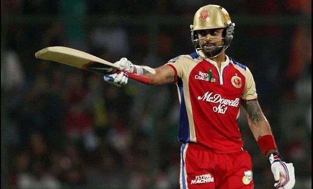 Virat Kohli reveals he had demanded a promotion in the RCB batting order