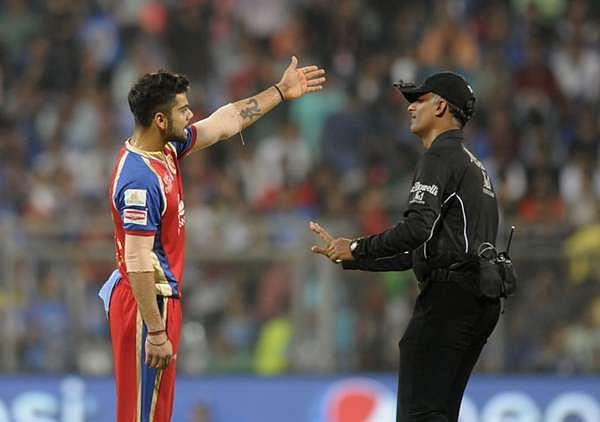 IPL 2016: Top five on-field altercations in the history of the tournament