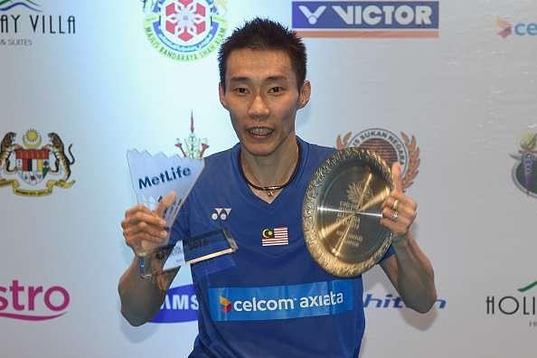 Lee Chong Wei wins 11th Malaysia Open title
