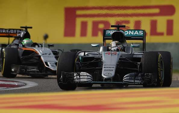 Chinese GP: Lewis Hamilton in search of silver lining after horror show
