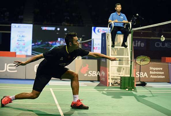 Singapore Open: Lin Dan crashes out in semi-finals