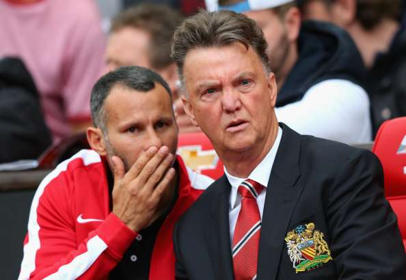 Rio Ferdinand feels Louis van Gaal is making a great case for staying at Manchester United