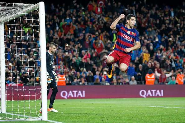 Luis Suarez soars ahead in Pichichi race with recent burst of goals