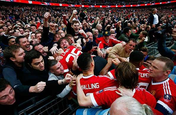 Who said what: World reacts to Manchester United's dramatic FA Cup win