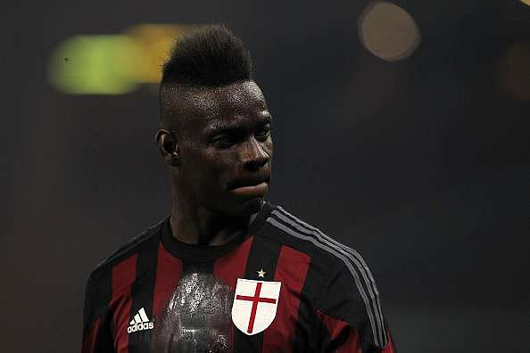 Mario Balotelli rules out return to Liverpool