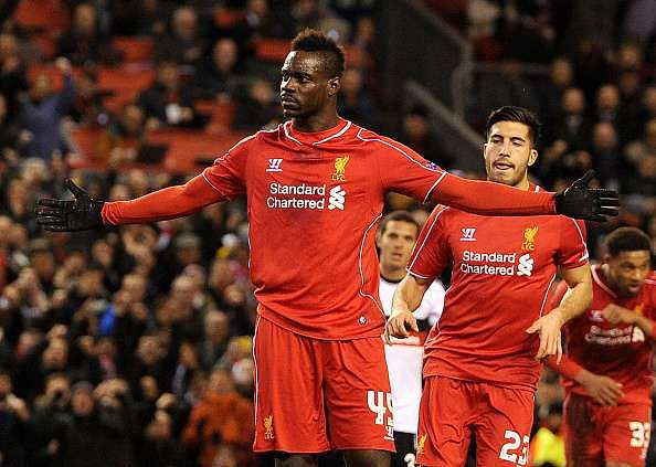 Mario Balotelli could return to Liverpool after failed loan spell at AC Milan