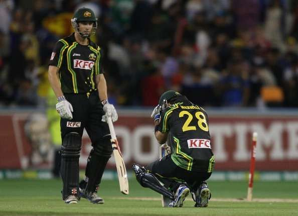 IPL 2016: Glenn Maxwell fined, Shaun Marsh warned for Code of Conduct breach