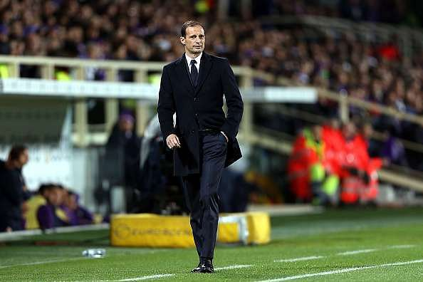 Massimiliano Allegri urges Juventus players not to celebrate and remain focused