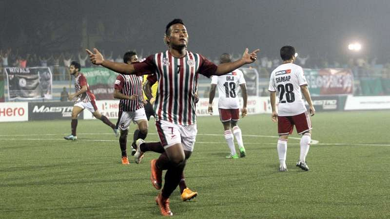 I-League: Mohun Bagan held to a 2-2 draw by Shillong Lajong