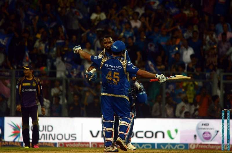 5 memorable moments from the Mumbai Indians-Kolkata Knight Riders match that don't fade away