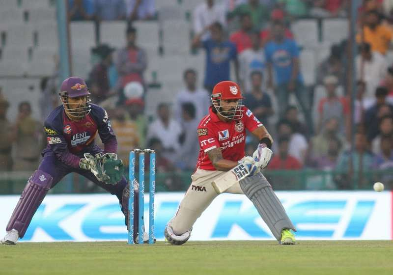 IPL 2016: KXIP vs MI Playing 11- Today's Probable XI for Kings XI Punjab (Confirmed Playing 11)