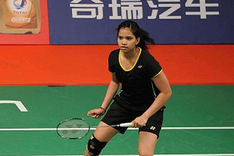 Want to break into top-30 in mixed doubles :   N Sikki Reddy, Indian badminton player