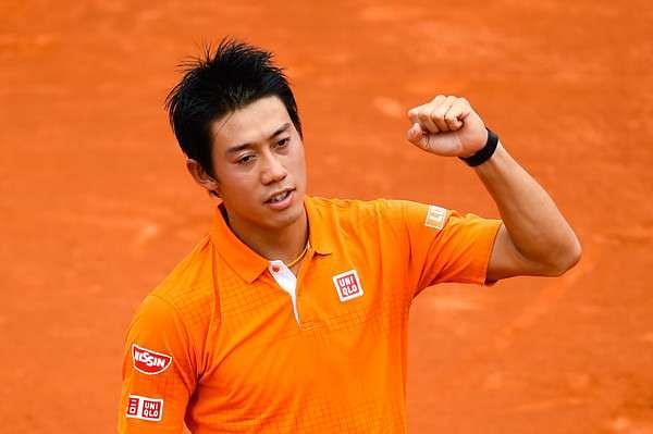 Barcelona Open Round-up: Rafael Nadal beats Fognini; Kei Nishikori through to semis as well
