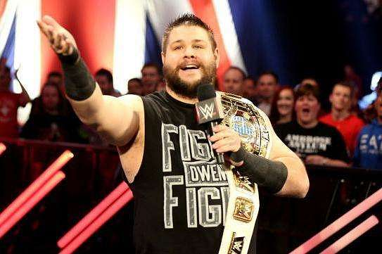 5 Times Kevin Owens proved he's among WWE's best on the microphone