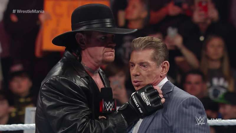 WWE News: Vince wants Undertaker to wrestle another Wrestlemania