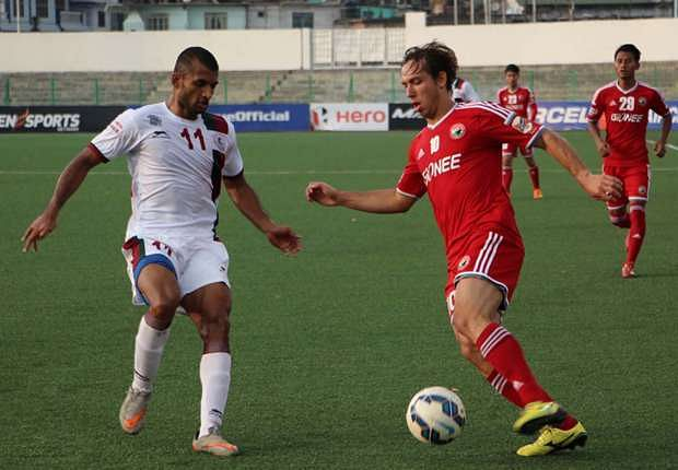 Interview with Mohun Bagan midfielder Pronay Halder: Aizawl game was the turning point