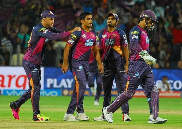 IPL 2016, SRH vs RPS Playing 11: Today's Probable XI for Rising Pune Supergiants (Confirmed Playing 11)