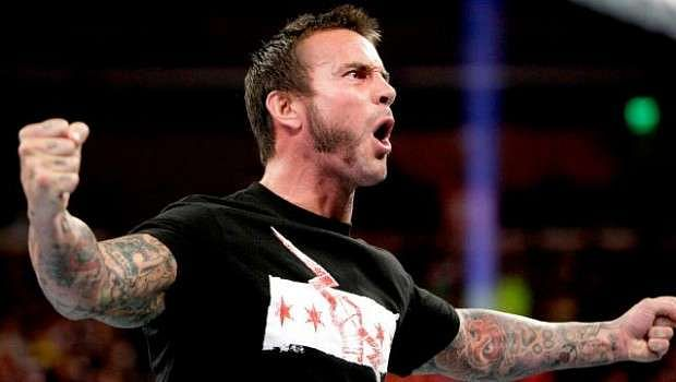 WWE to release a new CM Punk DVD
