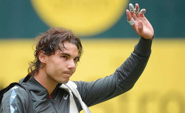 The French love story:- Another chapter in the book that is Rafael Nadal
