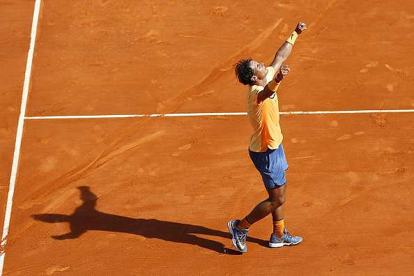 Monte Carlo Masters: Federer, Nadal progress; Murray survives a scare