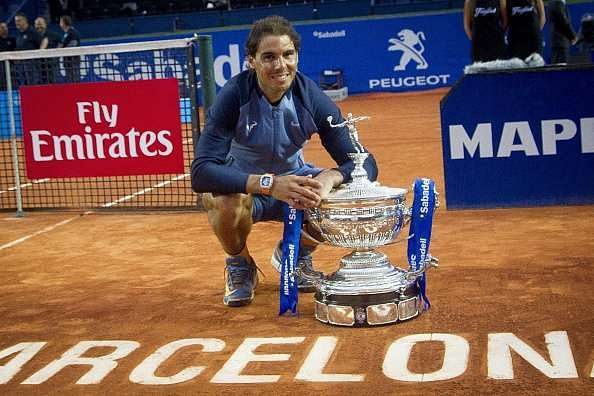 Rafael Nadal's Barcelona win: 5 stats and records that you should know