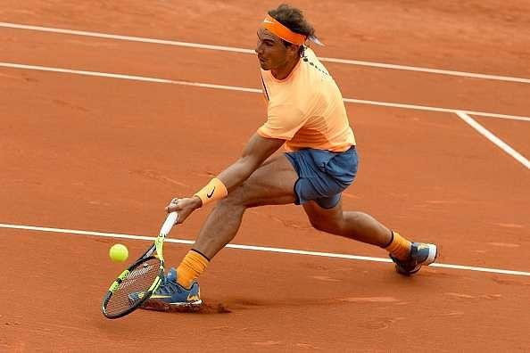 Barcelona Master: Rafael Nadal battles past Fabio Fognini into semi-final