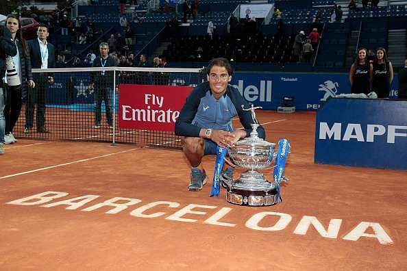 Rafael Nadal long yearned for Monte Carlo and Barcelona double