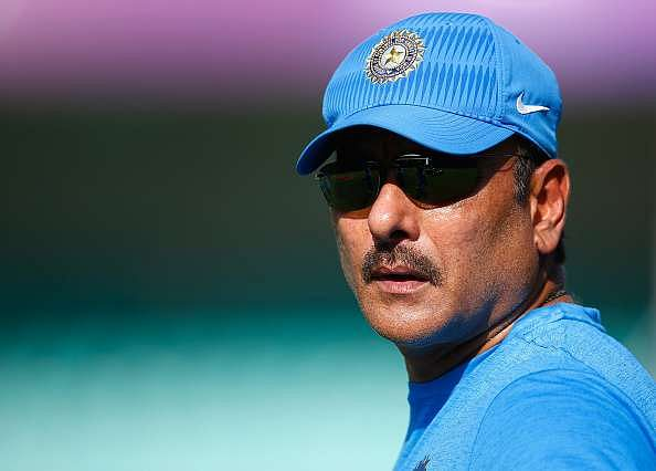 Wasim Akram wants Ravi Shastri to continue as India's team director