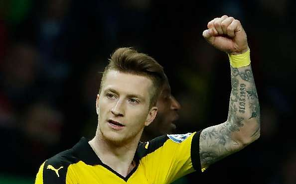 Marco Reus taunts Bayern Munich with Tweet after they lost to Atletico Madrid