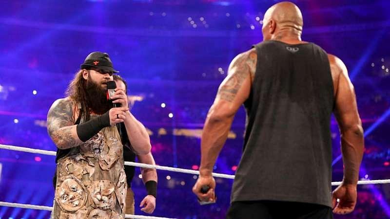 Bray Wyatt-Итоги 2016 года