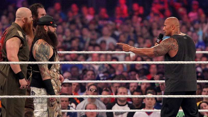 WWE News: Reason revealed for Rock-Wyatts spot at WrestleMania 32