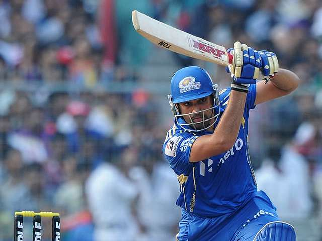 5 top performances of Rohit Sharma in the IPL