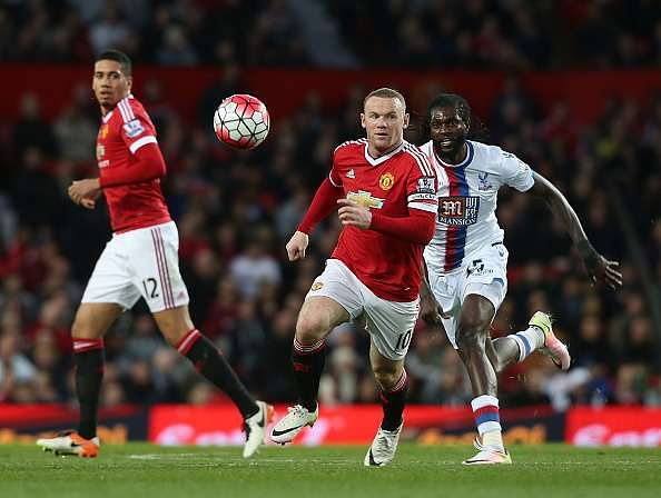 Louis van Gaal admits Marcus Rashford forcing Wayne Rooney into deeper position, very happy with Rooney's form