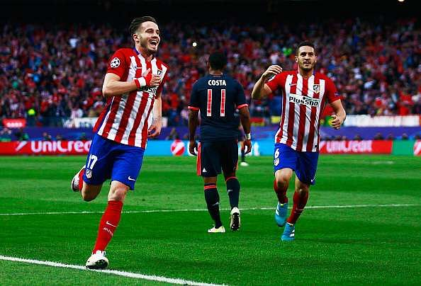 Twitter hails Atletico Madrid after their win over Bayern Munich