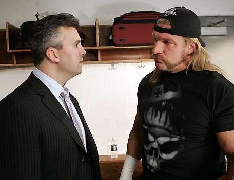 5 angles for Shane McMahon-Triple H power struggle