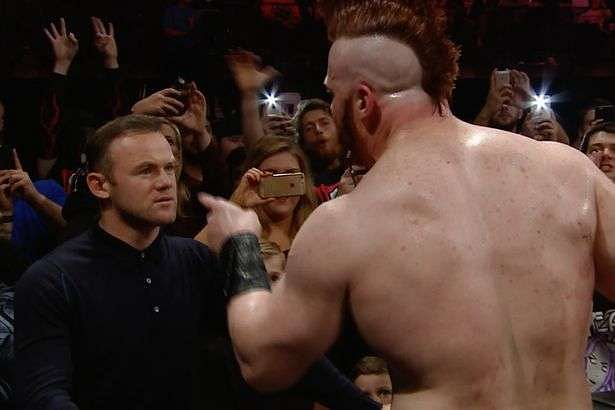 WWE News: Sheamus calls out Wayne Rooney, will we see a showdown in Manchester?