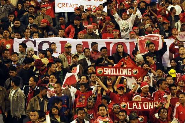 I-League: Four reasons why Football crowds in Shillong are diminishing