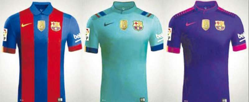 Barcelona could begin new season without shirt sponsor