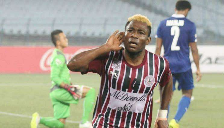 AFC Cup: Mohun Bagan to leave for Yangon without Sony Norde