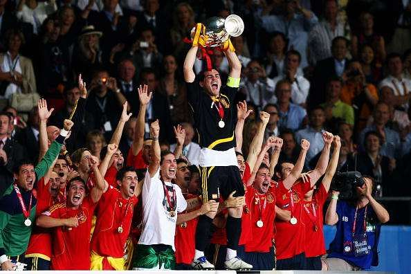 Spain's Euro 2008 winning squad - Where are they now?