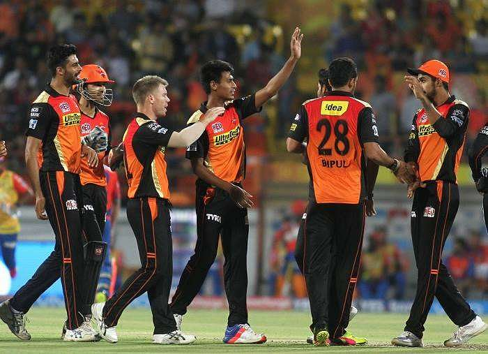 Watch: Shikhar Dhawan, Yuvraj Singh celebrate Sunrisers victory
