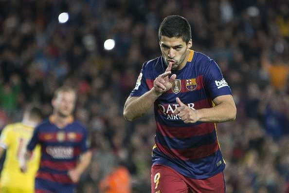 Who Said What: Luis Suarez sets new Barcelona record in 6-0 win