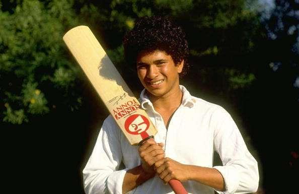 Sachin Tendulkar's five best performances before his international debut