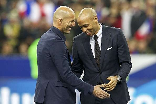 El Clasico: Thierry Henry praises Zinedine Zidane for his tactics in Real Madrid's win
