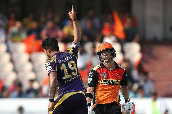 5 memorable moments from the SRH-KKR match that don't fade away