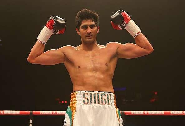 Vijender Singh positive about keeping winning streak alive