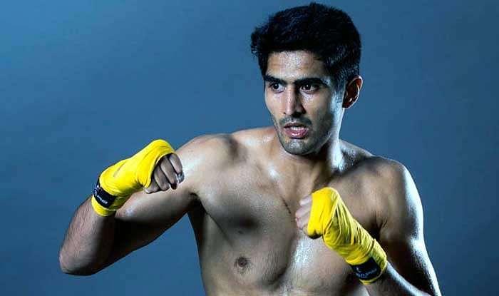 Interview with Vijender Singh: