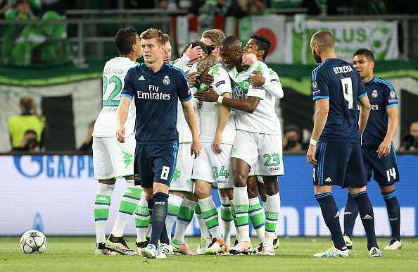 5 instances when Real Madrid trailed after the first leg in the Champions League era
